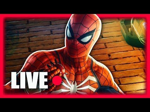 🔴 VRACAMO SE U AKCIJU ! Marvel's Spider-Man - Turf Wars DLC | instagram @mudjaa 🔴