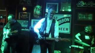 'From A Buick 6' (B. Dylan) ~ Jack Murray & The Midnight Creeps ~ 2/26/2014