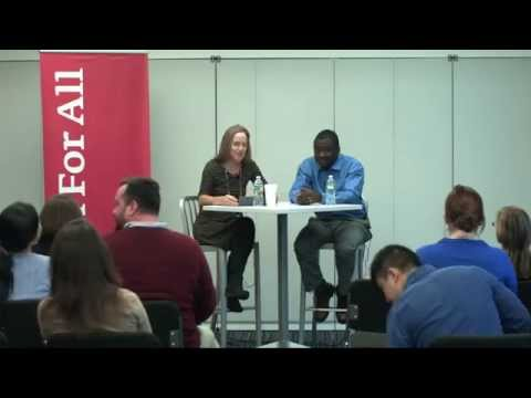 Teach For All Talks: Wendy Kopp with Kennedy Odede from Shining Hope for Communities (SHOFCO)