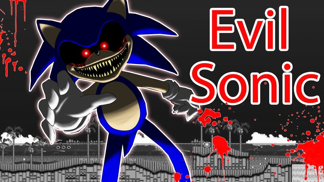 Evil Sonic Nightmare Beginning YouTube