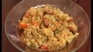 Great Cajun Jambalaya Recipe