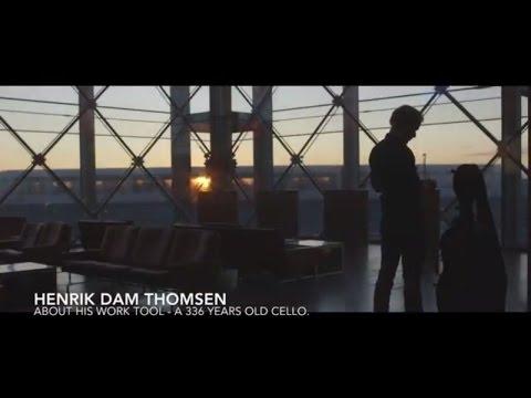Henrik Dam Thomsen - about his cello by Francesco Ruggieri.