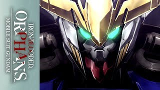 Gambar cover Mobile Suit Gundam: Iron-Blooded Orphans – Opening Theme 1 – Raise your flag