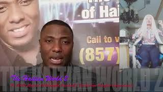 """""""The Haitian World 2"""" Ta sanble Pè Jojo ta deside pale ak Nerline Nerglow.Part#1"""
