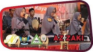 Download AZ ZAKI - FESBAN SMK PRODUKTIF AL ISLAM MALANG 2019