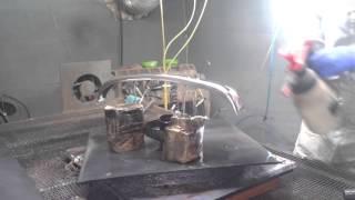 Хромирование химическая металлизация  оборудование обучение расходные материалы  89297183016