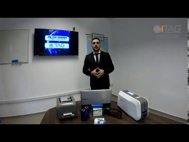 iTAG Tecnologia RFID - Uruguai
