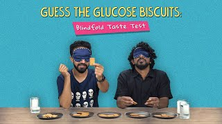 Guess The Glucose Biscuits: Blindfold Taste Test | Ok Tested