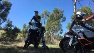 KTM Adventure Training Dixon