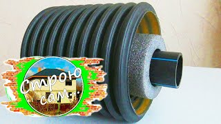 видео Как проложить водопровод на заводе?