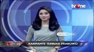 Kampanye Terbuka Jokowi dan Prabowo
