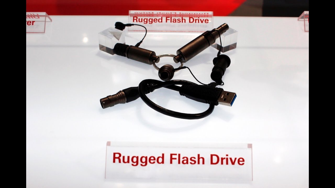 Electronica 2016 Rugged Flash Drive