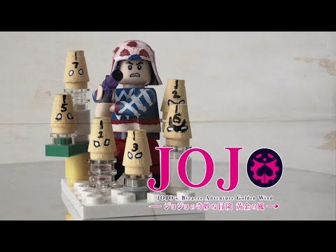 Lego Custom: Mista & Sex Pistols (JOJOs Bizarre Adventure - Golden Wind) from YouTube · Duration:  3 minutes 3 seconds
