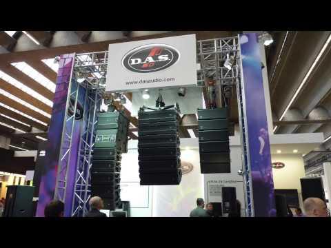 MDJN Frankfurt Prolight + Sound 2015
