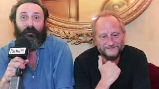 Au Poste : rencontre avec Benoit Poelvoorde et Quentin Dupieux
