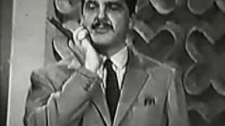 Ernie Kovacs Introduces Edie Adams