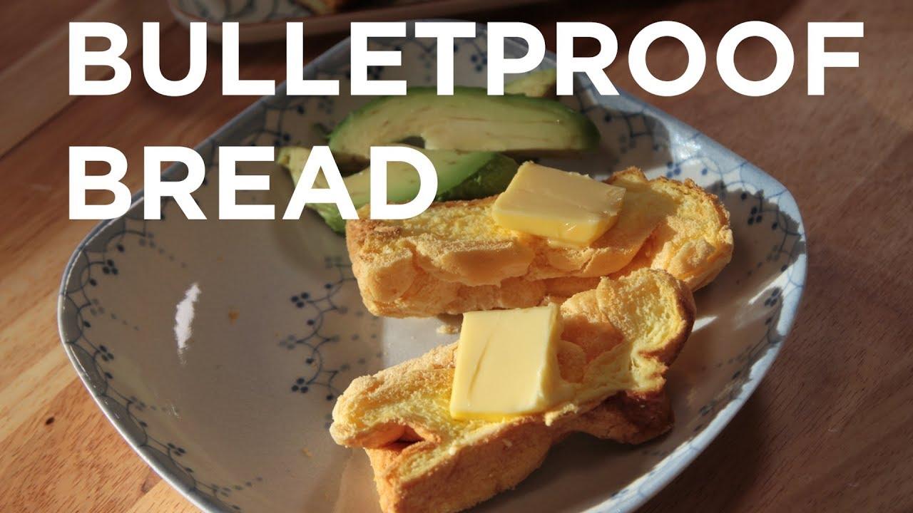 Bulletproof Bread: Keto, Low Carb Bread Recipe