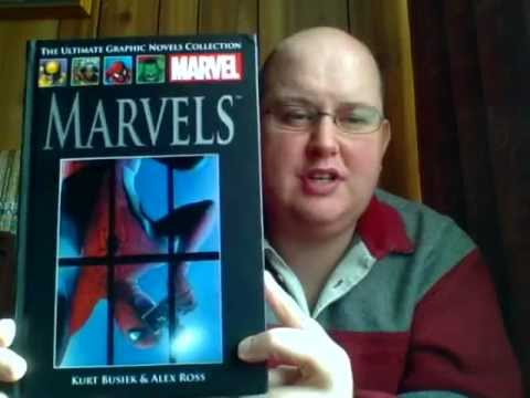 Marvel Ultimate Graphic Novels Collection Review Part 5