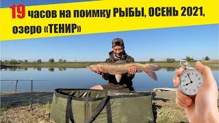 19 часов на поимку рыбы ОСЕНЬ 2021 рыбалка близ Алматы на озере Тенир