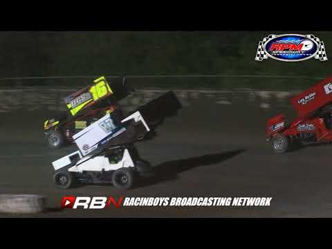 Racesaver Sprints at RPM Speedway 9 3 17