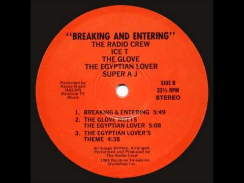 Break Dance music 1984 HQ