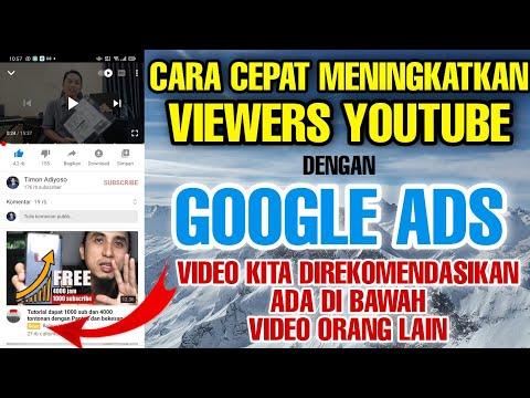 Cara Mendapatkan Viewers di Youtube - dengan Tubebuddy.