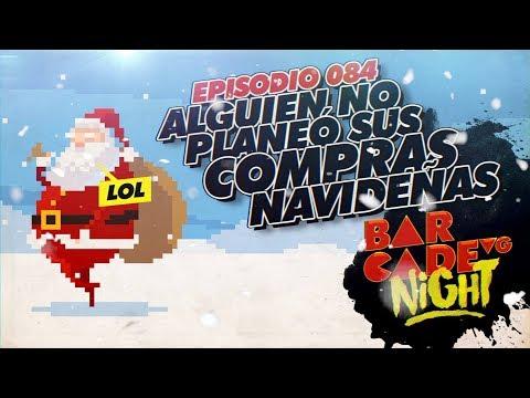 Alguien NO planeó sus COMPRAS NAVIDEÑAS - BarcadeVG Night 084