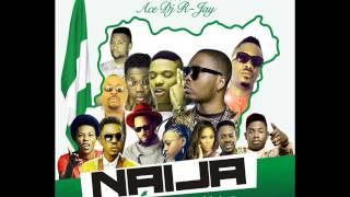 Ace Dj R-jay - Naija Mix Vol 5 by TRF Record Label