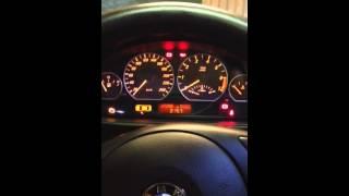 BMW e46 330Ci - bruit au démarrage - démarreur?