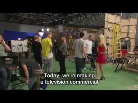 Making Of: Versace for H&M TV ad by Johan Renck
