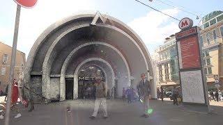 Сделано в Москве: станция метро Красные ворота