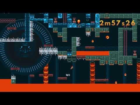 1 Screen Platformer | Nadia Hard | 5:48:63
