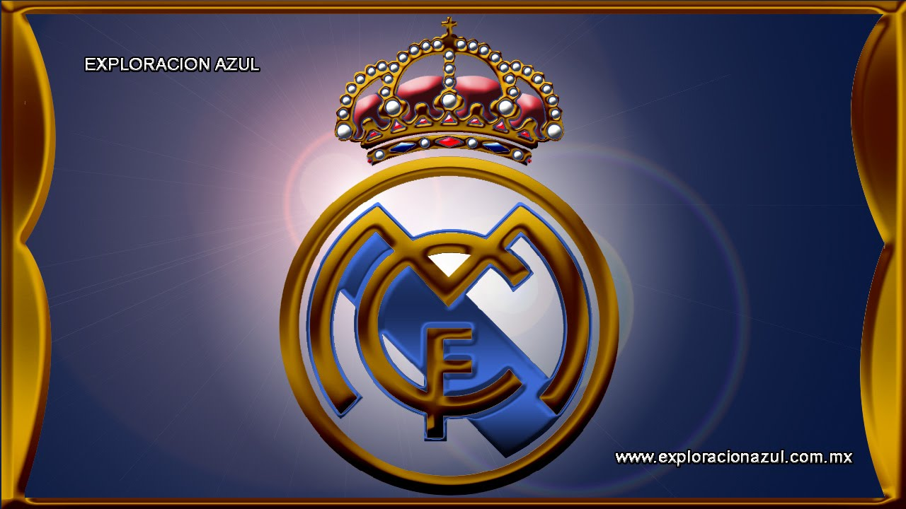 ESCUDO DEL REAL MADRID YouTubeReal Madrid