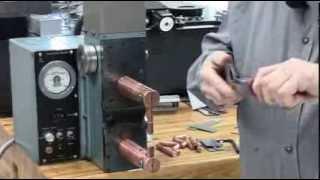Building Prototypes  Dan Gelbart part 5 of 18  Spot Welding