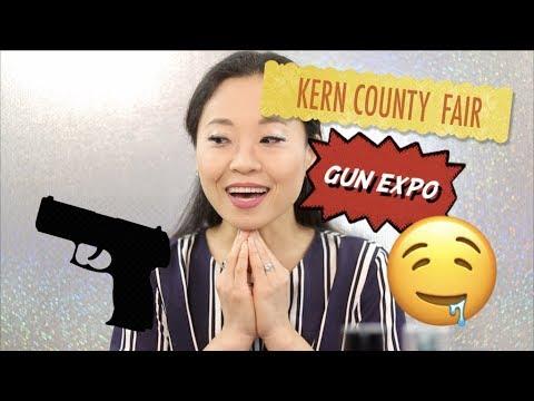 NEWBIES take on the Kern County Fair Gun expo/show| SUNMI YI