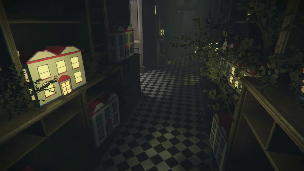 LoF 9 THIS B1CH IS MOVINGIII Layers Of Fear