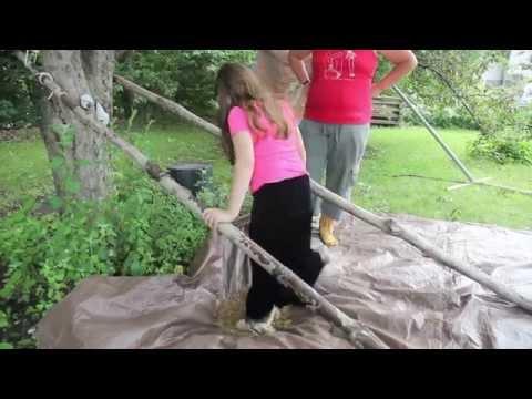 Manoomin: Dancing the wild rice
