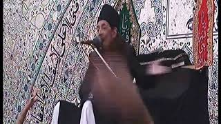 Live 7th Majlis Tafseer e Quran From Shudaye karbla ancholi, karachi