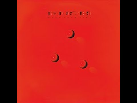 Prime Mover RUSH Hold Your Fire 1987 LP