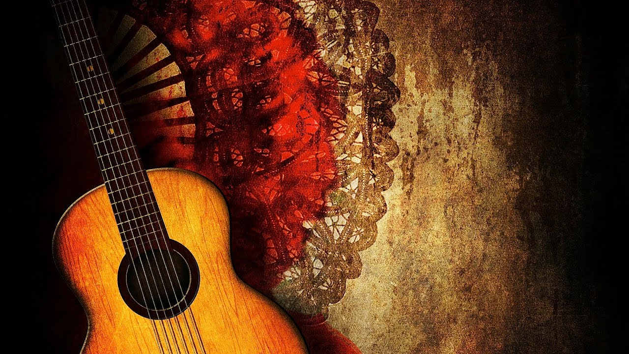 Flamenco guitar and dance - YouTube