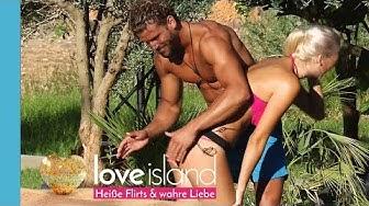 Wahrheit oder Pflicht: Wagt sich Sebi nackt in den Pool? | Love Island - Staffel 2