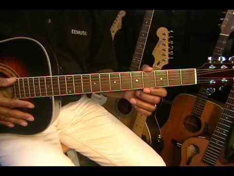 Passenger Mike Rosenberg Let Her Go Part 2 Guitar Lesson How To Play ...