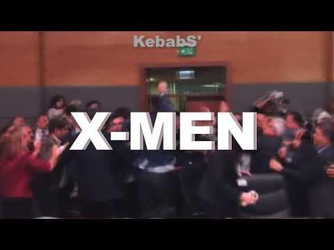 Turkish Politics X-MEN