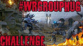 War Robots #WRgrouphug Challenge