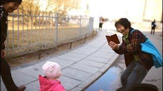 vlog невский пр, сирийская шаверма, картины и королева кошечек - Senya Miro