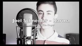 Karma - Mike Singer (Cover by Joel Schneider)