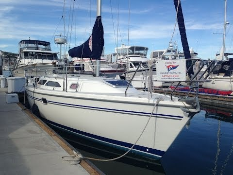 Catalina 28mk11 Sailboat for sale in San Diego, CA By: Ian Van Tuyl