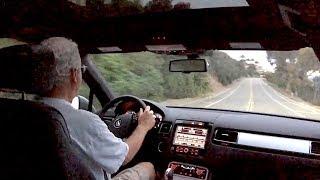 2014 Volkswagen Touareg TDI Test Drive © CarNichiWa.com