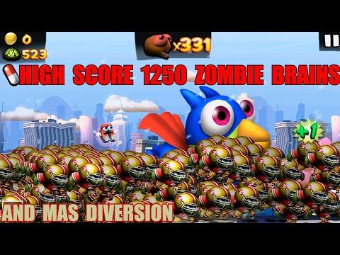 Zombie Tsunami  High Score 1250 Zombies And Mas Diversion.