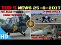 Indian Defence Updates LCH Full Scale Production 36 More Rafale India US Exercise mp3
